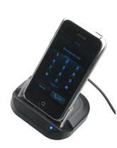 Cuna para el iPhone de WirelessGround
