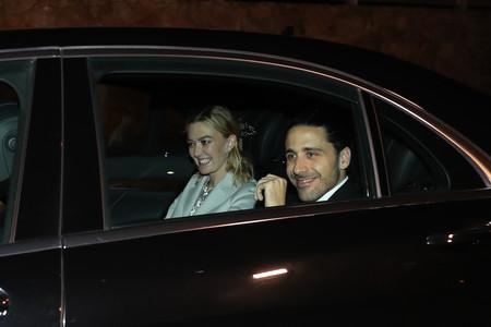 El tercer look de boda de Marta Ortega: un vestido de fiesta cargado de lentejuelas