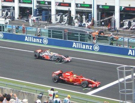 El Gran Premio de Francia podría volver al calendario en 2013