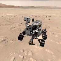 La NASA libera nuevas herramientas interactivas para seguir al rover Perseverance en su exploración de la superficie de Marte