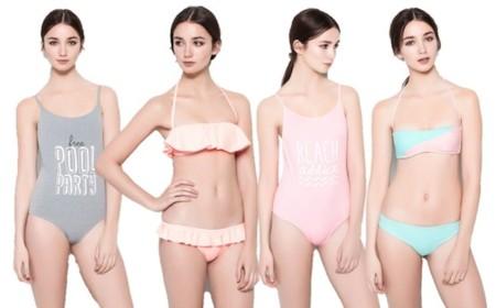 bikinis pull bear 2014