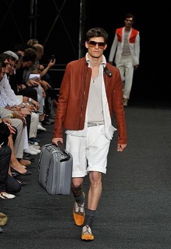 Louis Vuitton, Primavera-Verano 2010 en la Semana de la Moda de París
