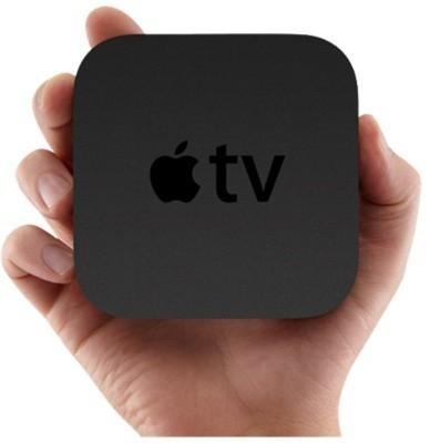 Los AppleTV representan más de la mitad de los reproductores de salón