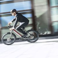 Stromer es la bici eléctrica con las baterías más grandes, también la más cara: 180 kilómetros con una carga