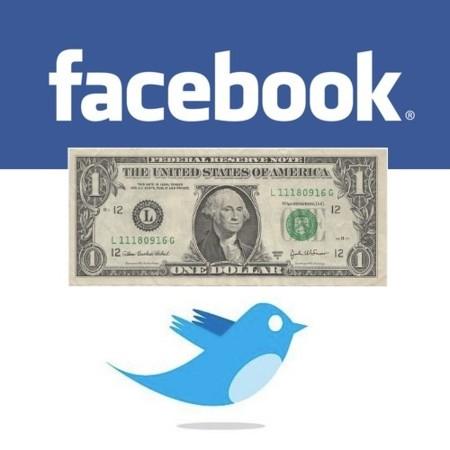 Facebook quiso comprar Twitter
