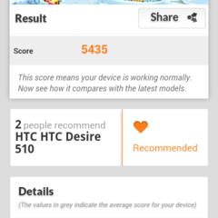 Foto 7 de 19 de la galería htc-desire-510-rendimiento en Xataka Android