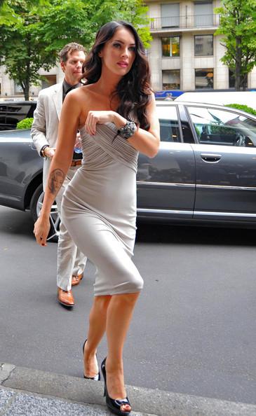 """Foto de El contra-estilo de Megan Fox: """"Mamá, de mayor quiero ser choni"""" (10/36)"""