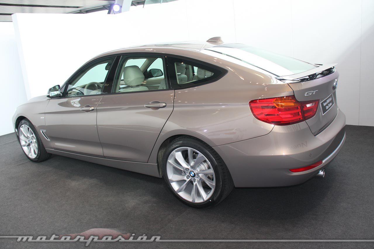 Foto de BMW Serie 3 GT (Presentación estática) (2/43)