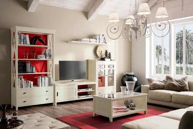 Salon Provenzal Verona Lino