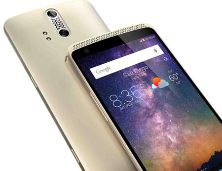 ZTE presenta el Axon Mini, un teléfono chino con Force Touch