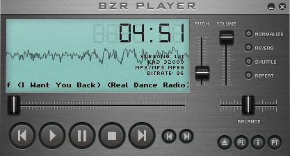 BZR Player, el reproductor de audio para Windows que más formatos soporta