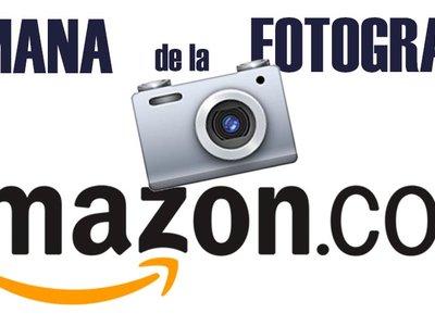 Semana de la fotografía en Amazon: 4 ofertas para todo tipo de fotógrafos