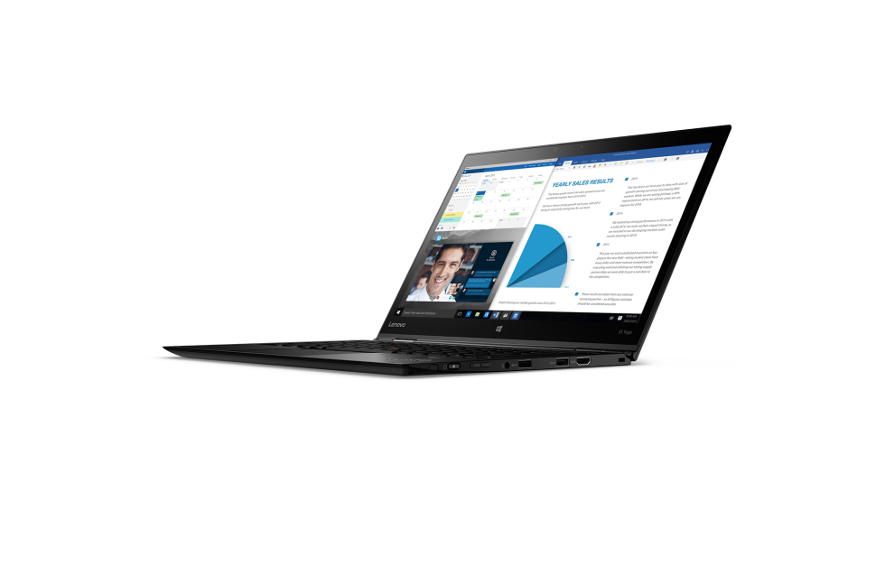 Foto de Lenovo ThinkPad X1 Yoga (9/10)