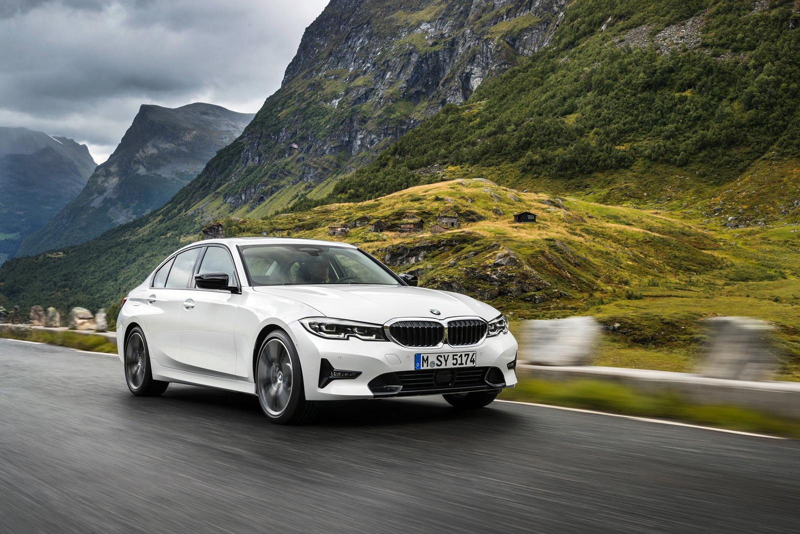 Foto de BMW Serie 3 2019 (48/131)