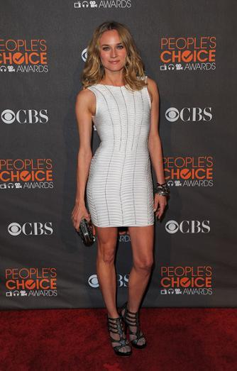People's Choice Awards 2010: primera alfombra roja del año