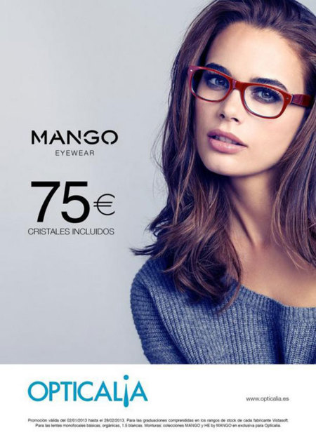 90c5bec9e6 Gafas graduadas by Mango: da el toque final a tu look