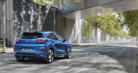 El Ford Puma ya tiene precios para España: desde 21.925 euros para este SUV urbano, también mild-hybrid