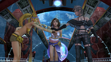 Final Fantasy X X2 Remaster Personajes