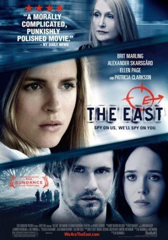 El último cartel de The East