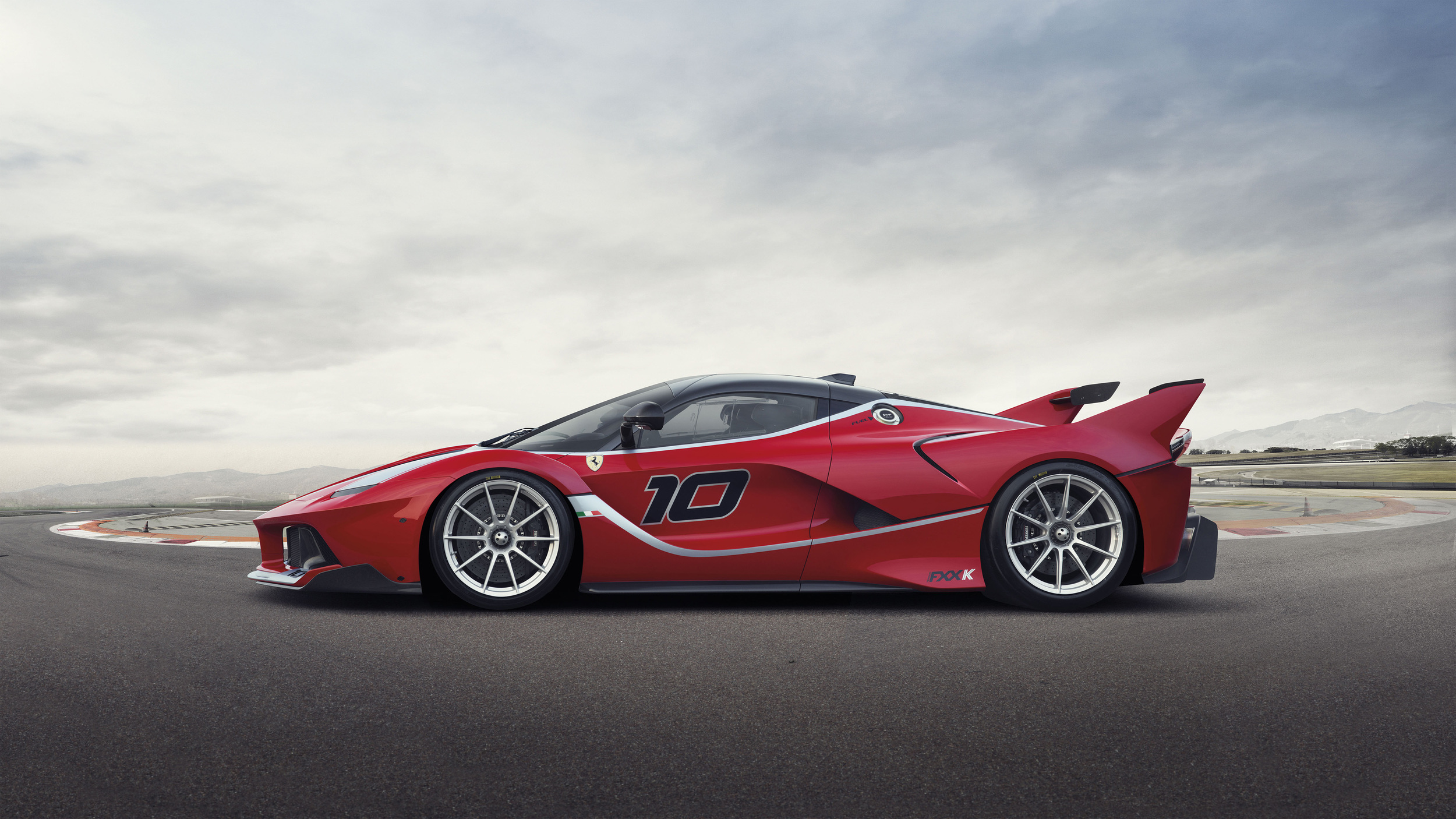 Foto de Ferrari FXX K (4/5)