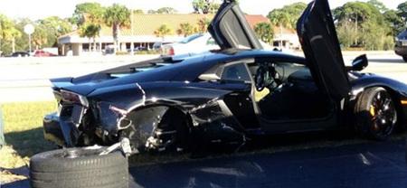 Dolorpasión™: el Lamborghini Aventador de tres ruedas