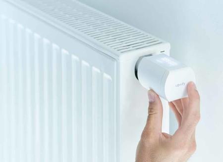 Domótica fácil con Somfy para controlar el gasto en calefacción y gestionar la temperatura