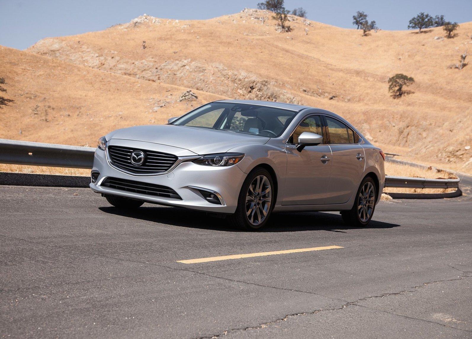 Foto de Mazda 6 2016 (2/25)