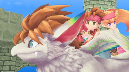 Así es la cinemática de apertura de Secret of Mana Remake