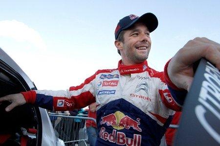 Sébastien Loeb ocho veces Campeón del Mundo de Rallyes