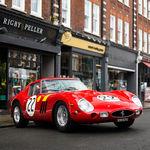 ¡Barra libre de réplicas! Ferrari pierde los derechos sobre el mítico Ferrari 250 GTO