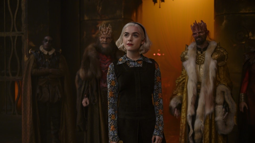 'The chilling adventures of Sabrina': Netflix promises a trip to hell in the trailer end of season 3