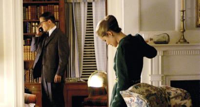 'El Buen Pastor', ser espía puede resultar muy aburrido