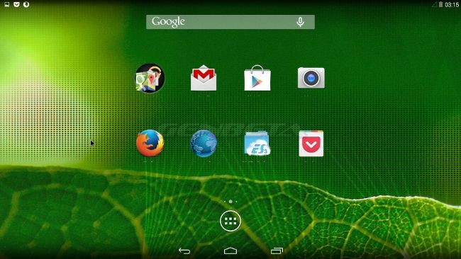 Android x86: así es la versión de Android para PC (parte 1)