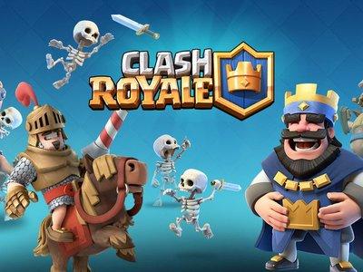 Esto es lo que Clash Royale y otros juegos móviles ingresan por minuto