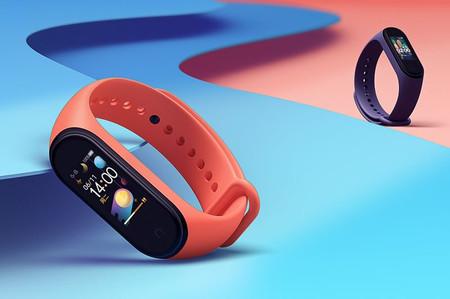 Xiaomi Mi Smart Band 4: la renovación de la pulsera más vendida llega con pantalla a color y NFC