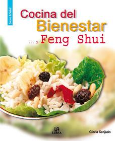 Libro Cocina del bienestar y del Feng Shui