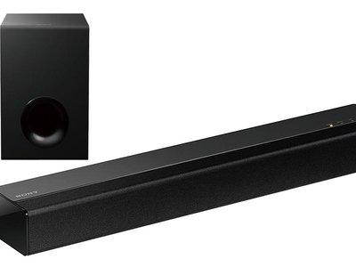 Sony HT-CT80, una barra de sonido a un estupendo precio en Amazon: 103,20 euros