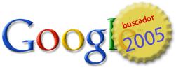 Google: mejor buscador del 2005