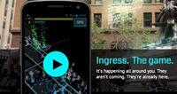 Ingress, el juego de realidad aumentada de Google.