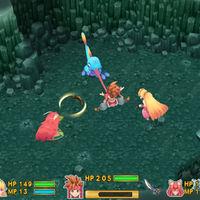 El nuevo gameplay de Secret of Mana Remake nos muestra cómo se juega con los tres personajes protagonistas
