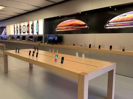 Nueva Apple Store en España