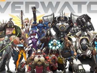 Si quieres ser la nueva estrella de los eSports Overwatch es el sitio de moda