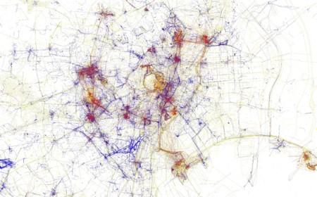 ¿En qué partes de las grandes ciudades sacan fotos los turistas? ¿Y sus habitantes?