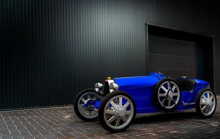 El Bugatti Baby II entra a la etapa de producción en serie y te costará más que un BMW Serie 4