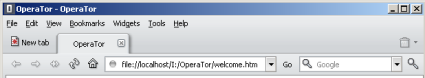OperaTor= Opera + Tor + Privoxy