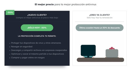 Oferta Black Friday Panda Antivirus