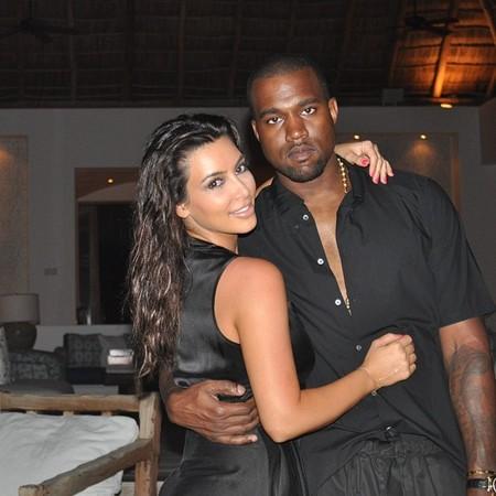 Sí, sí, sí, Kim Kardashian ya es mamá