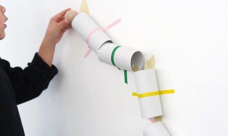 Manualidades Con Rollos De Carton