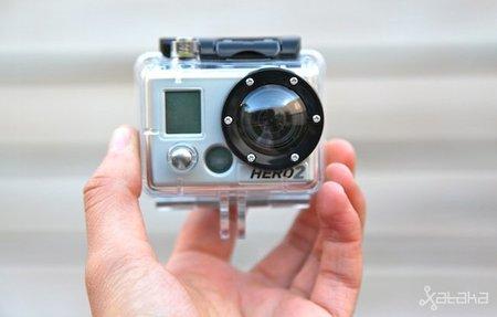 GoPro HERO2, una cámara deportiva ideal para aventureros