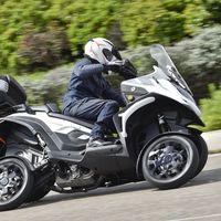 Quadro pasará por el EICMA con siete scooter de dos, tres y cuatro ruedas; y tres serán eléctricos
